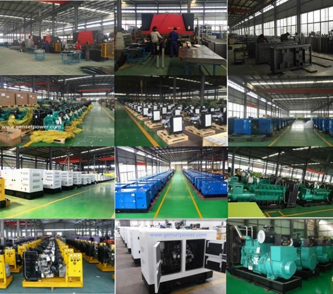 Shenzhen Genor Power Equipment Co., Ltd. línea de producción de fábrica 0