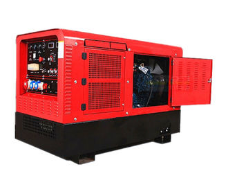 15kw Kubota Genset Welder Generators 350A Shielded Metal Arc Welding SMA 3 Cylinder Engine