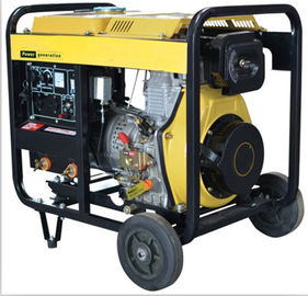 Honda 200A 220A Portable DC Engine Driven Welder Generator 100% Copper Alternator